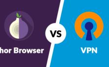 tor browser vs VPN