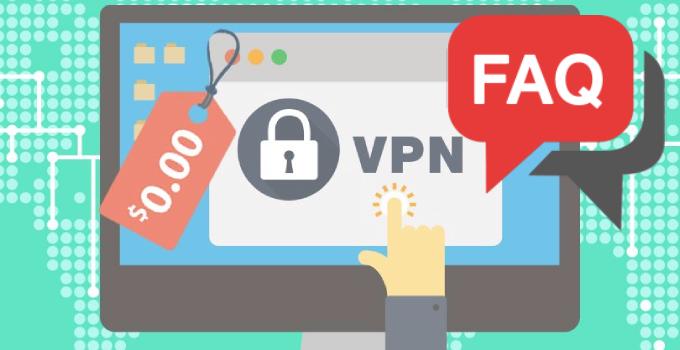 FAQ Free VPN